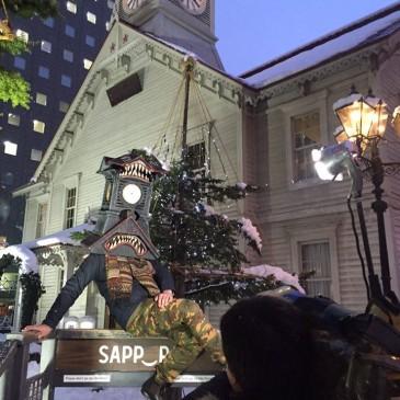 時計GUYが1月9日TVHの旅コミ北海道に出演します。